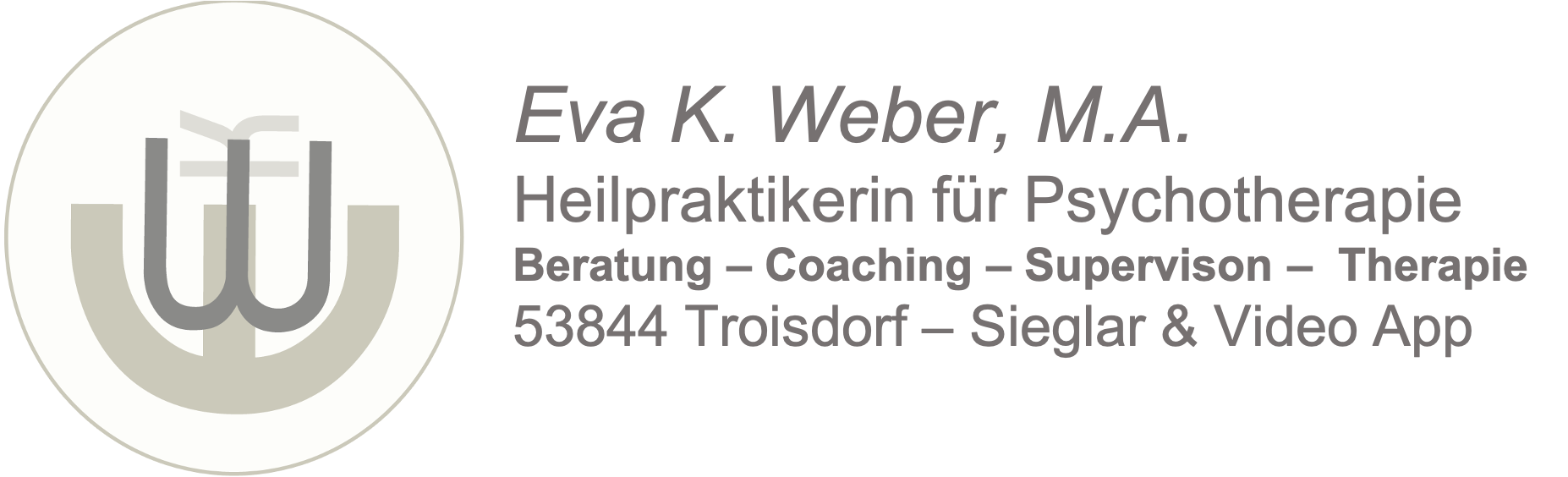 Eva K. Weber – Gestaltist